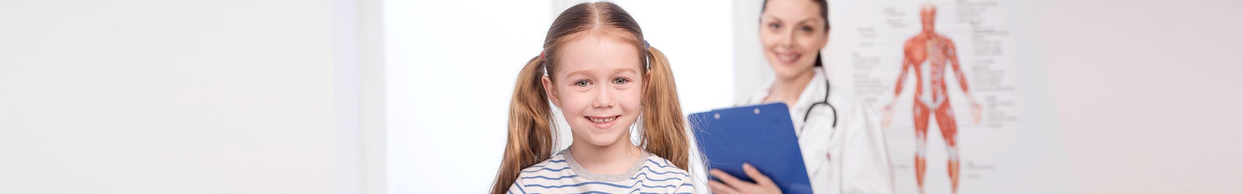Pediatric clinical trials